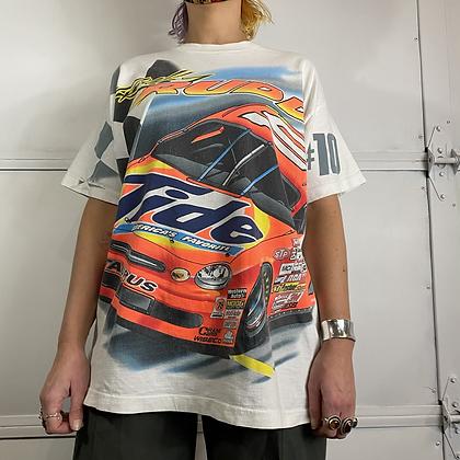 Tidal wave | Vintage 90's nascar T-shirt