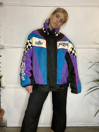 Strike a pose | Vintage Choko snowmobile jacket