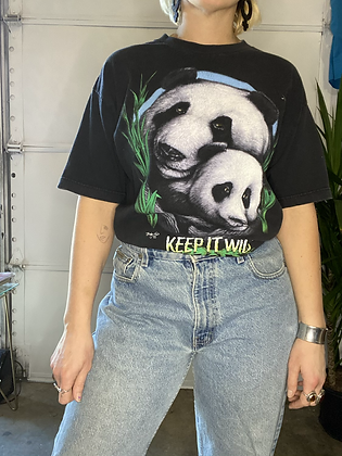 Kung fu panda | vintage t-shirt