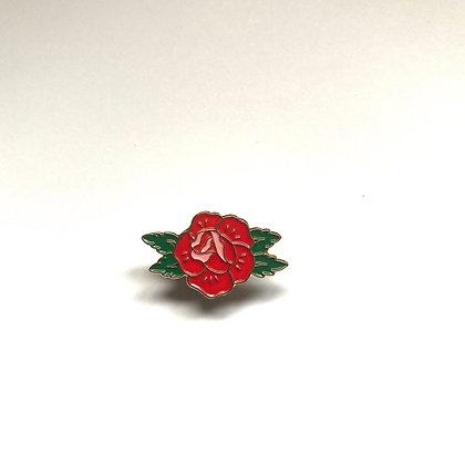 Rose  | Explorer's Press Pin