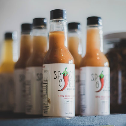 Spcy Grls Hot Sauce