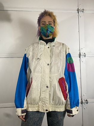 Jandy | Retro ski jacket