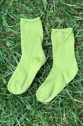Green pea | Okie Dokie socks