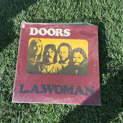 Doors | L.A. Woman Record