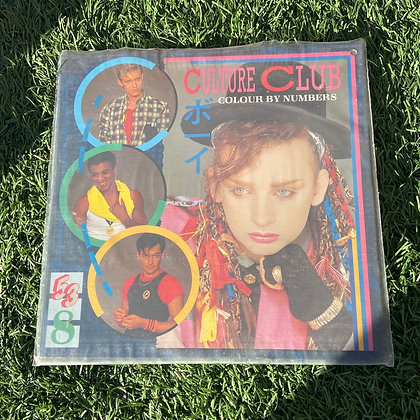 Culture Club Coloured By Numbers | Record