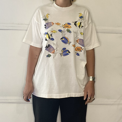 Nemo   Vintage fish t-shirt