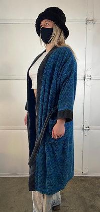 Bubble Bath | Vintage Dressing Gown