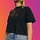 Thumbnail: Dont annoy the locals collab   Handmade bamboo cropped T-shirt
