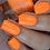"Thumbnail: ""Neon Nacho"" Floss Gloss Vegan Nail Polish"
