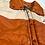 Thumbnail: Garfield | burnt orange puffer jacket