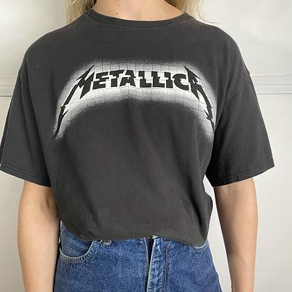 Rock On 🤘🏽 | Y2K Metallica T-shirt