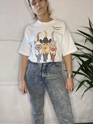 Cats Bum | Vintage T-shirt