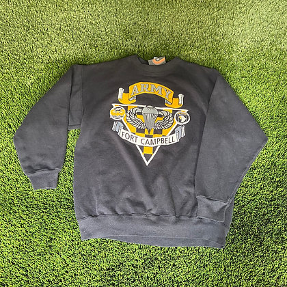 Army | Vtg Crewneck Sweater