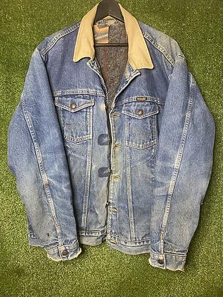 Line up     Vintage denim jacket