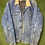 Thumbnail: Line up     Vintage denim jacket