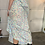 Thumbnail: Petal power   vintage maxi dress