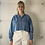 Thumbnail: Falafel | Cropped shirt and scrunchie combo