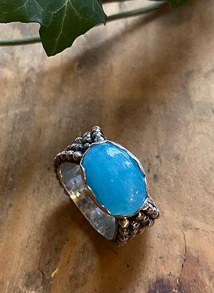 Aquamarine by silversmith spirit