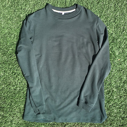 Green Bamboo Long Sleeve