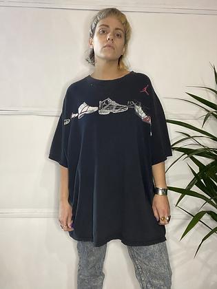 Air Jordan | Vintage air jordan T-shirt