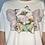 Thumbnail: Lazer pussy   Vintage cat t-shirt