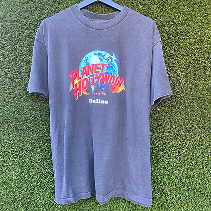 On another planet | 90's planet Hollywood T-shirt