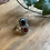 Thumbnail: Black onxy & Carnelian Ring by Silversmith Spirit