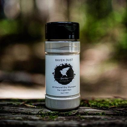 Raven's Alchemy Natural Dry Shampoo (Light Hair)