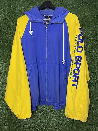 Sports  | Vintage polo jacket
