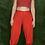 Thumbnail: Red rompa   Vintage balloon pants