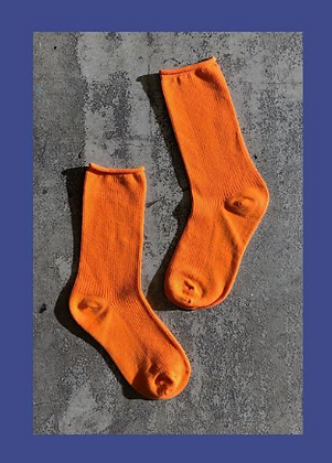 Orange Crush | Okie Dokie Socks