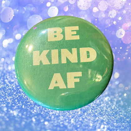 Cool 2 be kind | Button by Culture Flock