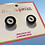 Thumbnail: 8 ball earrings by MindFlowers
