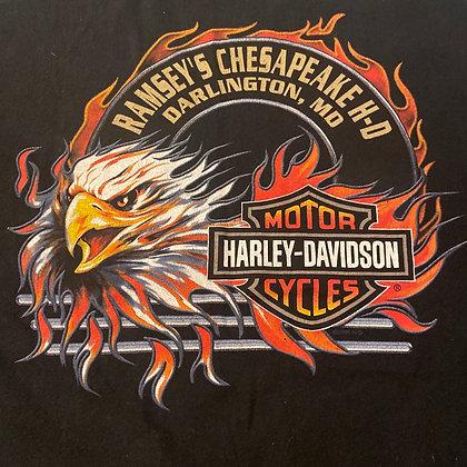 Eagle drive | Harley Davidson t-shirt