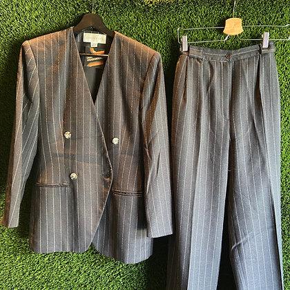 Its a Set Up | 80's power suit