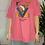 Thumbnail: Flying   Vintage fishing T-shirt