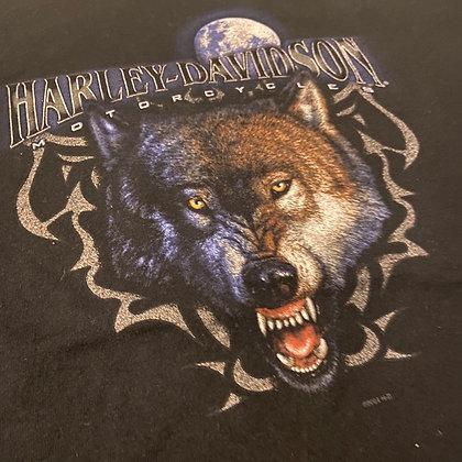 Wolf creek   Cropped Harley Davidson t-shirt