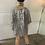 Thumbnail: Tina sparkle  vintage sequined t-shirt dress