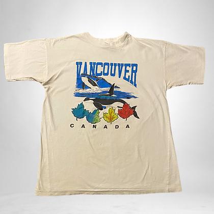 Vancouver fan merch | Vintage Vancouver souvenir T-shirt