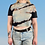 Thumbnail: World peace and Henry's collab | Handmade bamboo cropped T-shirt