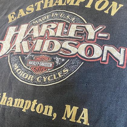 Blue flame | vintage Harley Davidson t-shirt