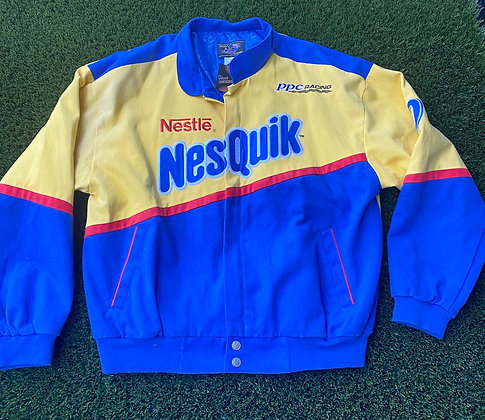 Vintage NESTLE Nesquick jacket | choccy milk
