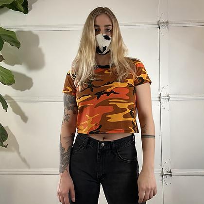 I Leaf You | Vintage Camouflage T-Shirt