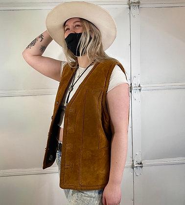 Yeee hawwww   Vintage Vest