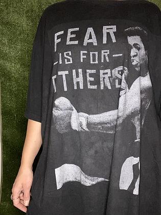 No fear  | Muhammad Ali t-shirt