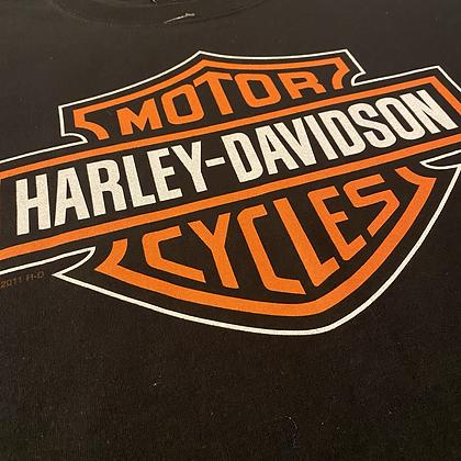 Tampa   Harley Davidson t-shirt