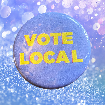 Support local | Button by Culture Flock