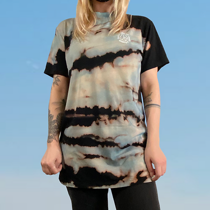 World peace and Henry's collab   Handmade bamboo T-shirt