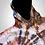 Thumbnail: Handmade bamboo ski or snowboard hoodie