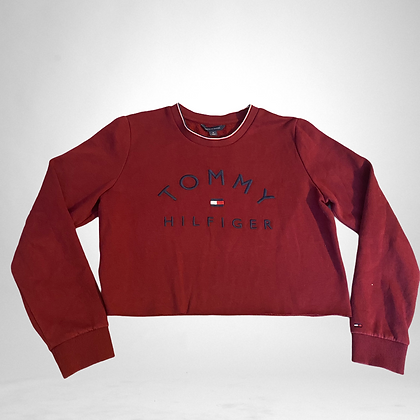 Tom Tom | Tommy Hilfiger cropped sweater